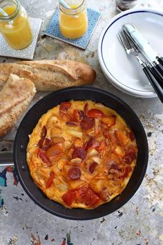 The most refreshing breakfast buffet Breakfast Buffet, Breakfast Ideas, Hungarian Recipes, Potato Dishes, Cornbread, Meal Prep, Brunch, Food And Drink, Cheese