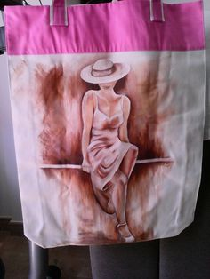 Pintura em saco.