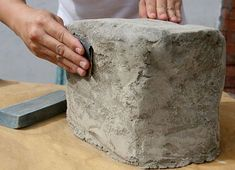 How to Make Fake Rocks with Concrete: 9 Steps (with Pictures)