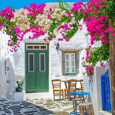 Paros by @kostasboukou     #paros #greekislands #greece