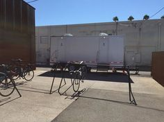 Bicycle Haus, Scottsdale AZ- first rental for the new trailer.
