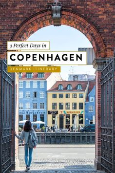 the best copenhagen itinerary whether you have 3 days in denmark or 2 weeks! copenhagen travel guide, denmark itinerary, #copenhagen, copenhagen denmark, copenhagen denmark things to d-- Tanks that Get Around is an online store offering a selection of funny travel clothes for world explorers. Check out www.tanksthatgetaround.com for funny travel tank tops and more travel destination guides!