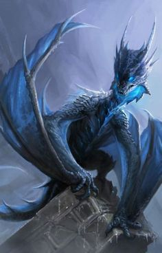Chaos' Dragon of the Hunt Mythical Creatures Art, Magical Creatures, Fantasy Creatures, Dragon Rpg, Fantasy Dragon, Beautiful Fantasy Art, Dark Fantasy Art, Fantasy Monster, Monster Art