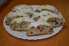 Vynikající vánoční štola Bagel, Banana Bread, Meat, Chicken, Desserts, Food, Tailgate Desserts, Deserts, Meals