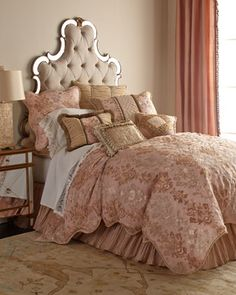 Alessandra Bedding by Sweet Dreams at Horchow.