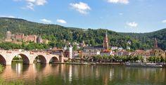 #Heidelberg #Castle in #Germany | Picfari.com