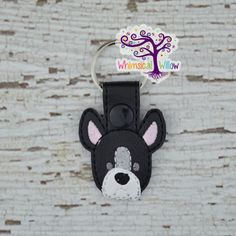 Our snap tabs can be used as key chains or snapped onto purses, backpacks, lunch bags, zipper pulls with loops, or anywhere you can imagine!
