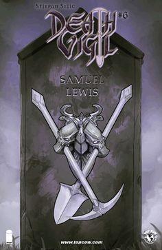 Comic Book Review: Death Vigil #6 http://boundingintocomics.blogspot.com/2015/01/review-death-vigil-6.html?utm_source=social&utm_medium=pinterest&utm_content=book6&utm_campaign=Death%20Vigil