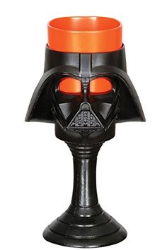 Star Wars Darth Vader Goblet tall goblet Detailed Darth Vader design Perfect for any Star Wars fan Made of durable plastic This is an officially licensed Star Wars product Star Wars Halloween Costumes, Halloween Party Decor, Vader Star Wars, Darth Vader, Star Wars Party Decorations, Boba Fett Helmet, Helmet Light, Star Wars Outfits, Trendy Halloween