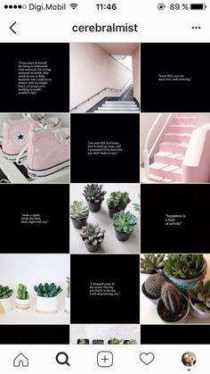 Instagram Design, Instagram Feed Theme Layout, Instagram Feed Ideas Posts, Insta Layout, Instagram Grid, Instagram Layouts, Instagram Themes Ideas, Popular No Instagram, Organizar Feed Instagram