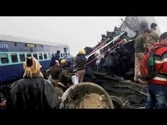 Train Accident in India | Indore Patna Express accident 120 killed, only...