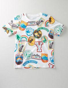Grey Carters Boys Half-Zip Rashguard L//S Shirt