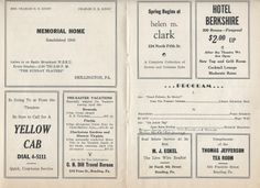 Nelson' concert - March 1938 - Reading, PA, Programme page 2 Jeanette Macdonald, New Tap, Reading Pa, Plays, Opera, March, Memories, Collection, Games