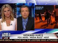 #Ferguson CAPTAIN OBVIOUS: Howie Kurtz: Some Liberal Outlets Creating 'Almost a Lynch Mob Mentality' in Ferguson. We can thank old-media ABC, CBS, NBC, CNN, NPR, MSNBC for the very real lynch mob mentality evident in #Ferguson - playing the race card is the only card available to old-media as they work to eviscerate patriotism and conservatism in America.