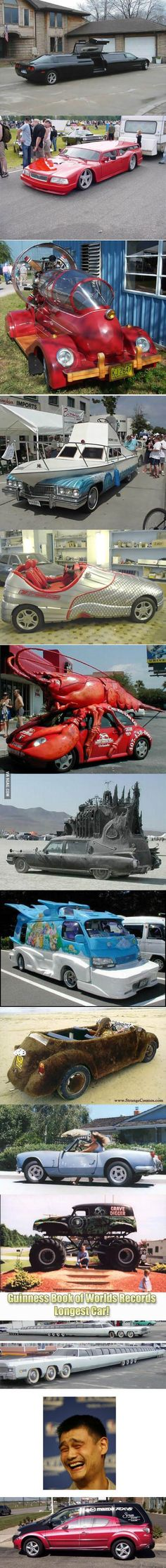 Just cars!