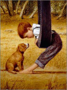 "Jim Daly Art | Jim Daly ""Eye to Eye"" [aaaKq6fZnjWyc9De461j] | Above All Art"