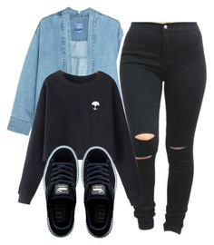 Designer Clothes, Shoes & Bags for Women Dope Outfits, Trendy Outfits, School Outfits, Fashion Outfits, Cute Fashion, Urban Fashion, Fall Winter Outfits, Polyvore Outfits, Types Of Fashion Styles