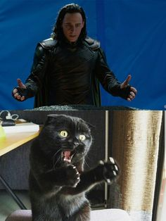 Accurate! || Loki || Posted by: Tom Hiddleston Fan Page