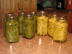 Pots, Michel, Mason Jars, Brunch, Canning, Preserves, Canning Jars, Meat, Fruits And Veggies