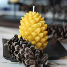 Beeswax Candles, Waffles, Breakfast, Food, Morning Coffee, Eten, Waffle, Meals, Morning Breakfast