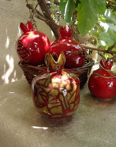 Pomegranate is a symbol of Armenia.