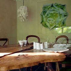 Redwood Dinner Table