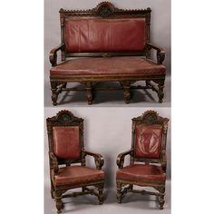 victorian gothic furniture