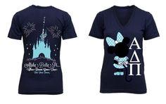 ΑΔΠ disney SUGAR ♡ soooo cute! My Big Diamond Sister made this shirt!! @mermaidgirl5