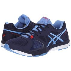 ASICS GEL-Craze TR Women's Cross Training Shoes ($77) ❤ liked on Polyvore