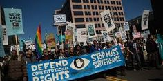 political protests in america - NSA Wiretapping Deemed Illegal By U.S. Court