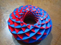 Elkin creaciones: Torus - Plantilla
