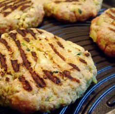 Garlic Ranch Turkey Burgers Recipe