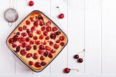 Čerešňovo-škoricový koláč Pepperoni, Pizza, Food, Basket, Meal, Eten, Meals