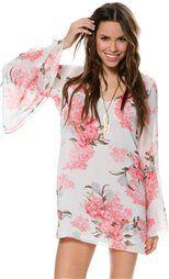 SHOW ME YOUR MUMU BACHELORETTE BLOSSOM DRESS > Womens > Clothing > DAY DRESSES   Swell.com