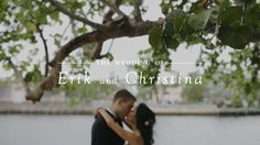The Wedding of Erik and Christina at the Stranahan House on Vimeo