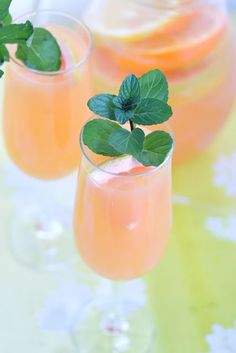 Citrus Champagne Sangria. Sounds amazing! Your Southern Peach