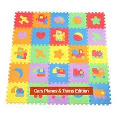 Foam Puzzle Playmat - $21.95