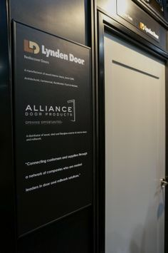 A Madison on display at the 2014 Buildex Vancouver show. Marketing Information, Interior Door, Steel Doors, Vancouver, Innovation, Commercial, Display, Design, Wedding Ring