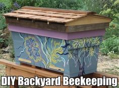 DIY Backyard Beekeeping For Beginners (great article with tons of good tips)