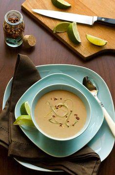 Gluten Free Five Minute Creamy Thai Soup Recipe | Gluten Free Diet | Simply Gluten Free