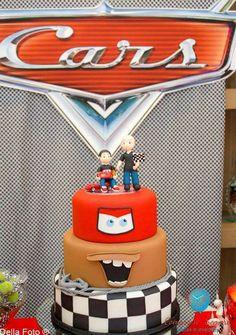 Cars - Disney Birthday Party Ideas | Photo 2 of 49