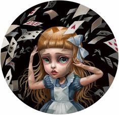 Mab Graves | Alice Cards