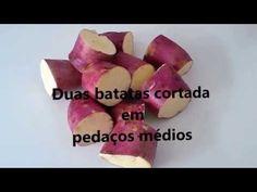 Quanta Gordice: Batata Doce de microondas - Homemade sweet potato ...