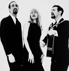 peter paul and mary, I was so lucky to see them in concert in 1965!! I wanted to be Mary, RIP Mary Travers.