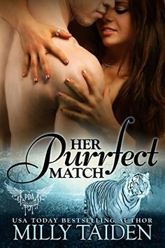 Her Purrfect Match (BBW Paranormal Shape Shifter Romance) (Paranormal Dating Agency Book 3) by Milly Taiden, http://www.amazon.com/dp/B00O7YLKFO/ref=cm_sw_r_pi_dp_578mub14PD6B5