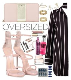 """Untitled #328"" by sassymermaid ❤ liked on Polyvore featuring Givenchy, Boohoo, Giuseppe Zanotti, EF Collection, Kate Spade, Miss Selfridge, Forever 21, Stila and Alterna"