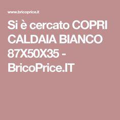 Si è cercato COPRI CALDAIA BIANCO 87X50X35 - BricoPrice.IT