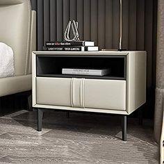 Bedside Table Design, Modern Bedside Table, Bedside Tables, Living Room Bedroom, Bedroom Furniture, Furniture Design, Side Tables Bedroom, Drawer Design, Bedroom Night Stands