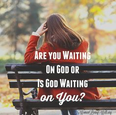 Are you waiting on God or is God waiting on you? Waiting on God and His will to take place in our lives is good. It is absolutely essential as a believer to wait on God and not get ahead of Him. But waiting passively for God to do something supernatural, is not typically how God works. Sometimes God is waiting on us to take a step forward in faith and courage – and then and only then – do we begin to see the work of God's hand in our lives. The men in the Book of Joshua …