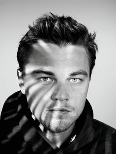"Leonardo DiCaprio... been in love with him since ""What's eating Gilbert Grape""... So gorgeous"